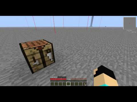 Minecraft-Meşale Yapımı