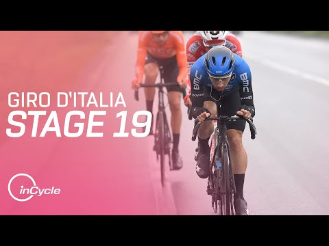Giro d'Italia 2020 | Stage 19 Highlights | inCycle