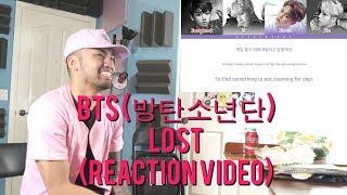 BTS (방탄소년단) - Lost - (Reaction Video)