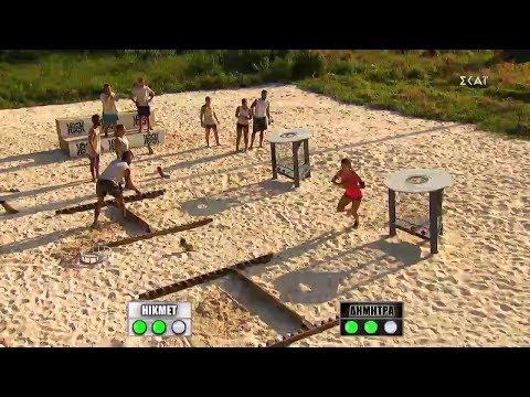 Survivor 2019 | Emre, Δήμητρα vs Hikmet, Seda | 16/05/2019