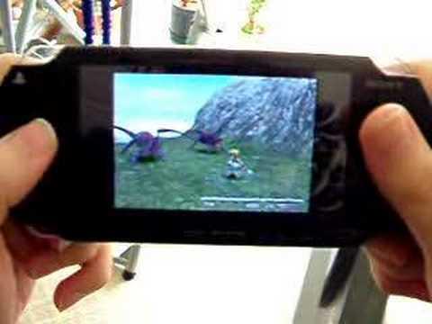 Final Fantasy IX PSP