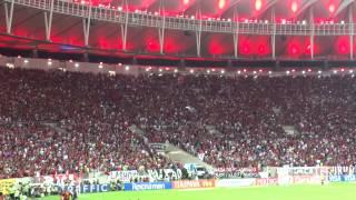 Nação Rubro Negra ! Flamengo x Cruzeiro