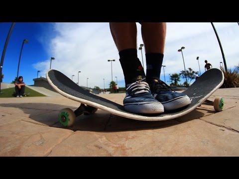 100% PVC SKATEBOARD DECK! | YOU MAKE IT WE SKATE IT EP 98 (видео)