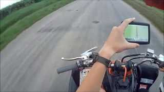 10. Yamaha Raptor 250 Top Speed