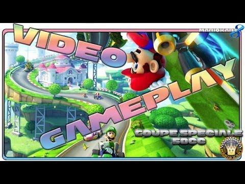 Mario Kart 8 - Coupe Spéciale 50cc (Vidéo gameplay non commenté)