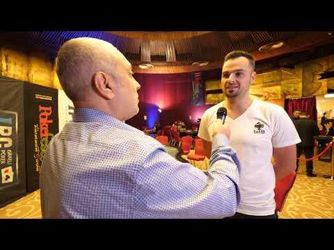 Adrian Sorel State – IPC Poker Tour București 2018
