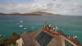Nick Jacobsen Kiteboards Off Necker Island (Video)