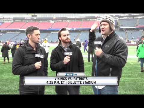 Video: NESN Pregame Chat with Matt Chatham, Doug Kyed and Zack Cox