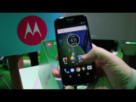 Moto G5 e G5 Plus dal MWC 2017