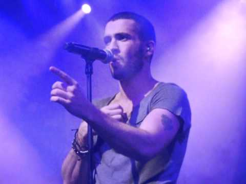 shayne ward foolish live O2 ABC GLASGOW 19 MARCH 2011 FRONT ROW HQ