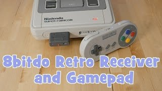 Check out my full review of the 8bitdo wireless bluetooth gamepad and retro receiver for the Super Nintendo/SNES or Super Famicom. Unless you are a 6 year old kid who enjoys sitting on the floor a couple feet from the TV, you should check this video out.Follow me on Twitter @ToddsNerdCaveAlso you can now follow me on Facebook @ToddsNerdCavemusic:Son of a Rocket Kevin MacLeod (incompetech.com)Licensed under Creative Commons: By Attribution 3.0 Licensehttp://creativecommons.org/licenses/by/3.0/