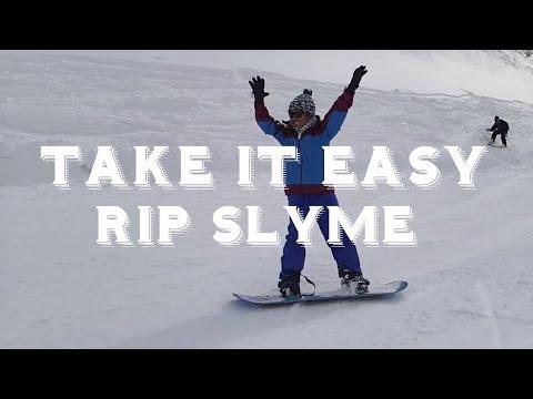RIP SLYME / リップスライム「Take It Easy(通常盤)」スポット映像