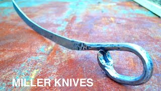 Facebook page https://www.facebook.com/Miller-Knives-285026088542858/This is how I forged a sword from an old crowbar