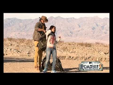 Roadies S09 - Journey Episode 9 - Full Episode - Death Valley