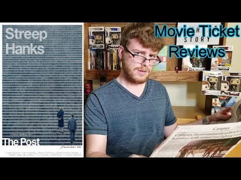 I Didn't Expect To Like The Post, But Did I? - Movie Ticket Review *Spoiler Free