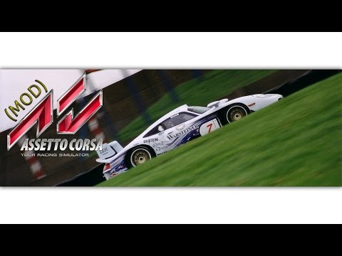 911 gt1 1997 assetto corsa mod watch the video. Black Bedroom Furniture Sets. Home Design Ideas