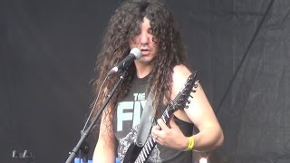 Vektor - Recharging the Void -Live Motocultor Festival 2016