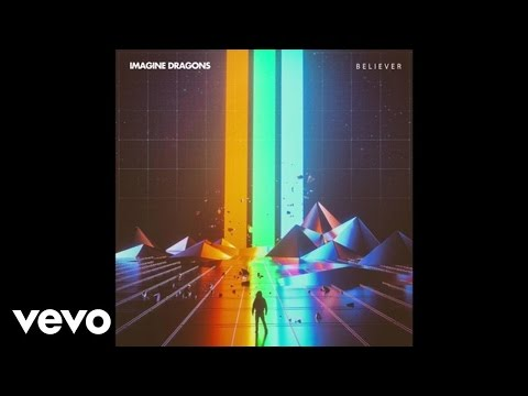 Imagine Dragons - Believer (Audio) (видео)