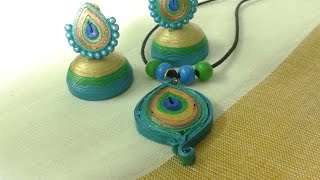 https://www.youtube.com/watch?v=EQyhEqDtyrcPaper Jhumka,paper crafts for childrenHow to make paper jhumka multicoloredhow to make the best earrings malayalam tutorial Paper Craft: Make small roses with paper stripshandmade earrings homemadePaper boat making