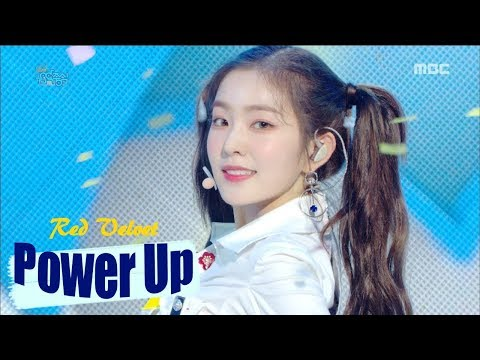 [HOT] Red Velvet  - Power Up, 레드벨벳 - Power Up Show Music Core 20180818