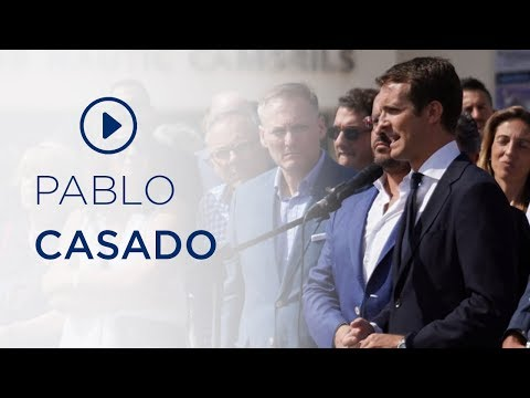 Pablo Casado insta al Gobierno a defender España y...