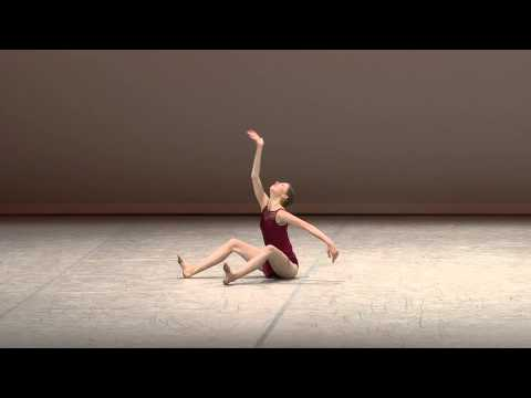 Rebecca Blenkinsop - 2015 Prix de Lausanne Finalist - Contemporary variation
