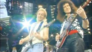 Download Lagu Now I'm Here - Def Leppard & Brian May Mp3