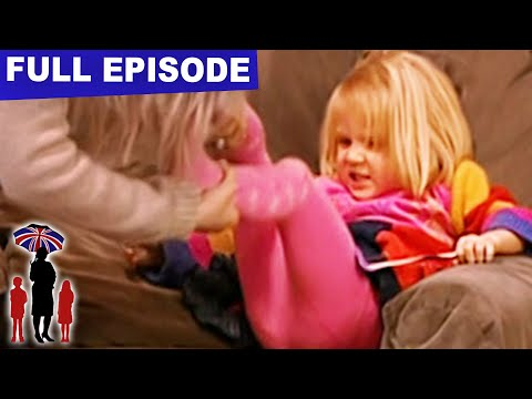 Supernanny USA - The Wischmeyer Family | Season 1 Episode 4