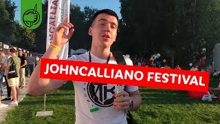 JohnCalliano Fest - ДжонКальяно Фест [КАК ВСЕ ПРОШЛО]