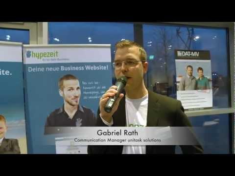 Hypezeit wird von Marketing-Manager Gabriel Rath erklärt.