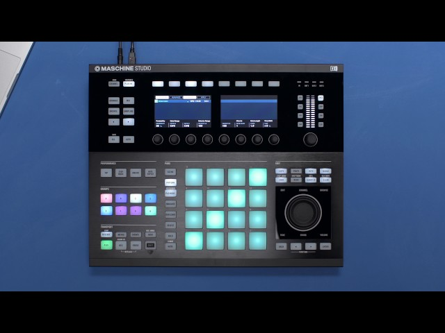 MASCHINE 2.6 - The Variation Engine