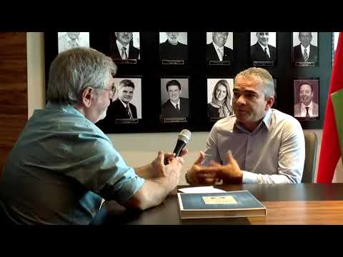 AcontecendoAqui entrevista Delton Batista, novo presidente da ADVB/SC