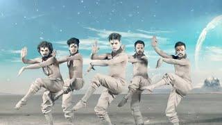 SHIV TANDAV AGHORI (अGHOरी) (अघोरी) DANCE 2015 shreekant ahire bappa excel dance complex