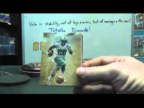 2012 Topps Valor Football 8 Box Case Break GB 2 TWO