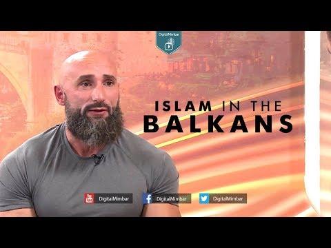 Islam in the Balkans with Muslim Fitness Taekwondo Bodybuilder Belmir Berberovic - The Deen Show