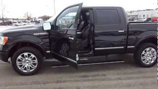 2010 Ford F-150 Platinum for sale in Greenville, MI 48838 call us at 616-754-4689