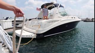 Nautical How-To:  Line Throw