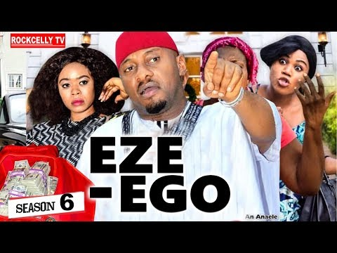 EZE EGO THE MONEY MAN 6 (Season Finale) | YUL EDOCHIE 2019 NOLLYWOOD MOVIES