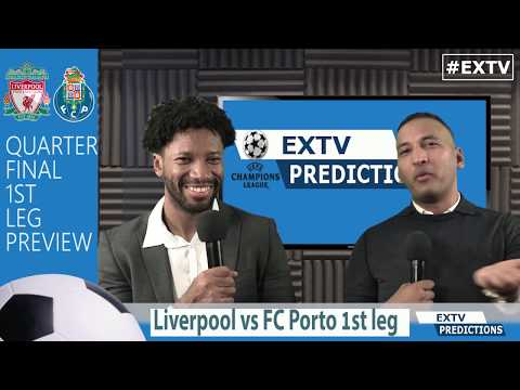 Liverpool Vs Porto UCL Preview