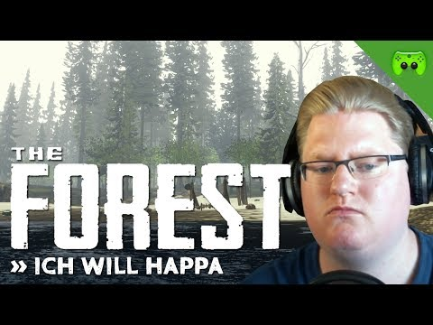 THE FOREST # 6 - Ich will Happa «» Let's Play The Forest | HD