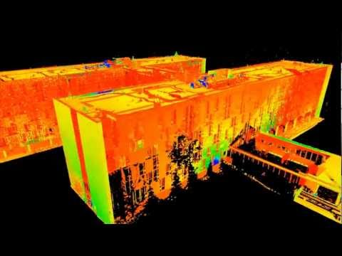 geomatics - University of Calgary Geomatics Engineering Terrestrial Laser Scanning and 3D Modelling fourth year final project video. Yamnuska Hall at the University of C...