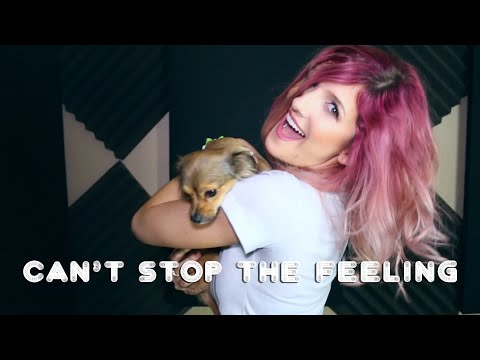 """Justin Timberlake  """"Can't Stop The Feeling"""" Cover by Halocene"""