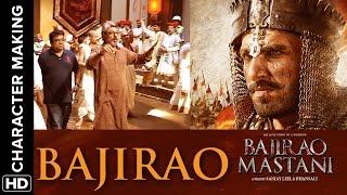 Ranveer transforms into the Peshwa Warrior   Making of the character   Bajirao Mastani