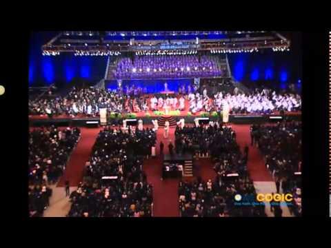 COGIC 107th Convocation - Presiding Bishop Charles E. Blake