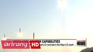 북 ICBM 미사일, 충분한 성능개선이후 미해군기지 타격 가능해 Ever since North Korea test-fired its long-range missile,...