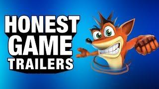 CRASH BANDICOOT (Honest Game Trailers) by Smosh Games