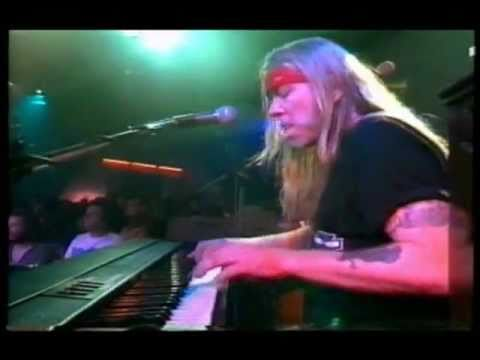 Gregg Allman (The Allman Brothers Band): One Way Out (Germany 1991)