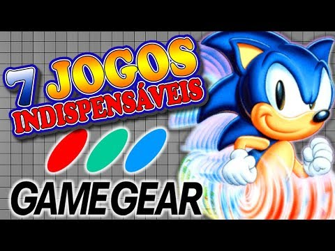 Game Gear - 7 Jogos Indispensáveis