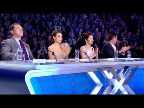 One Direction sing Only Girl In The World – The X Factor Live Semi-Final (Full Version)