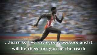 Posture and Tensegrity – Sprint Fundamentals